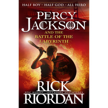 Percy Jackson #4: The Battle of the Labyrinth  - Rick Rio...