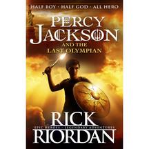 Percy Jackson #5: The Last Olympian  - Rick Riordan