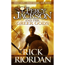 Percy Jackson & the Greek Gods  - Rick Riordan
