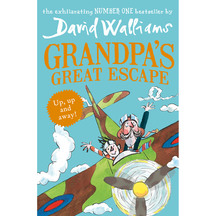 Grandpa's Great Escape  - David Walliams