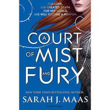 A Court of Thorns & Roses #02: Mist & Fury  - Sarah J. Maas