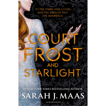 A Court of Thorns & Roses:A Court of Frost & Starlight  -...