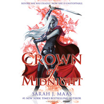 Throne of Glass #02: Crown of Midnight - Sarah J. Maas