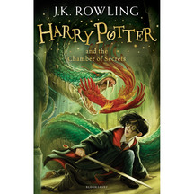 Harry Potter & The Chamber of Secrets - J.K.Rowling