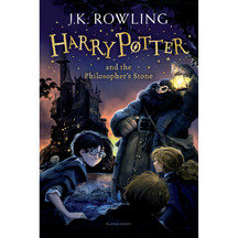 Harry Potter & The Philosopher's Stone - J.K.Rowling