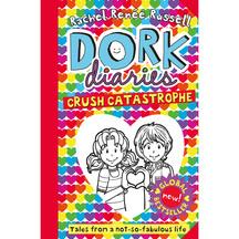 Dork Diaries #12: Crush Catastrophe  - Rachel Renee Russell