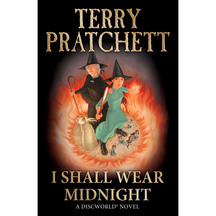 Discworld #38: I Shall Wear Midnight - Terry Pratchett