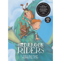 Dragon Brothers #03: The Dragon Riders  - James Russell