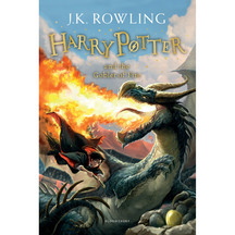 Harry Potter & The Goblet of Fire - J.K.Rowling