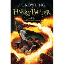 Harry Potter & The Half Blood Prince - J.K.Rowling