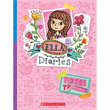 Ella Diaries #12: Total TV Drama  - Meredith Costain