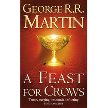 Song of Ice & Fire #04: A Feast For Crows - George R.R.Ma...
