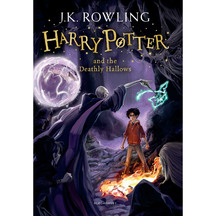 Harry Potter & The Deathly Hallows - J.K.Rowling