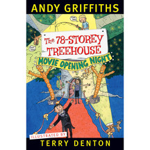 The 78 Storey Treehouse - Andy Griffiths & Terry Denton