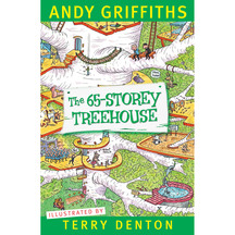The 65 Storey Treehouse  - Andy Griffiths & Terry Denton