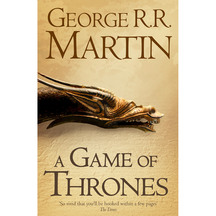 Song of Ice & Fire #1: A Game of Thrones - George R.R.Martin