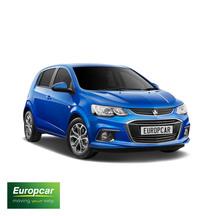 Europcar Holden Barina 1 Day Car Hire
