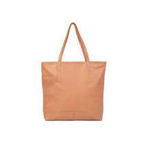 Duffle & Co: The McCarty Tote: Tote Bag Light Tan