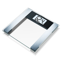 Sanitas Digital Glass Body Fat Scale