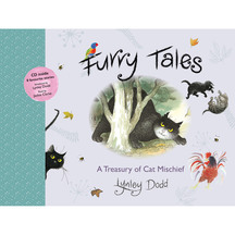 Furry Tales: A Treasury of Cat Mischief - Lynley Dodd