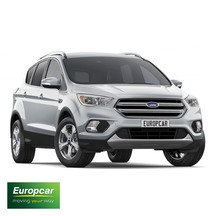 Europcar Ford Escape 2WD SUV 1 Day Car Hire