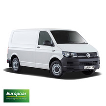 Europcar VW Transporter Auto 1 Day Car Hire