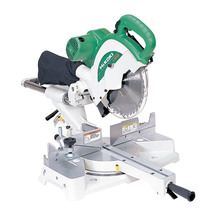 HiKOKI Slide Compound Mitre Saw 262mm