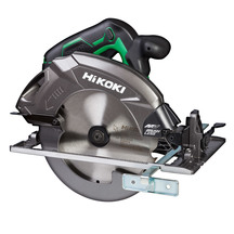 HiKOKI 36V 185mm High Torque Brushless Circular Saw Kit