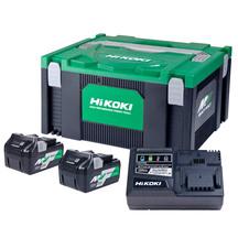 HiKOKI Multi Volt 1080W Battery & Rapid Charger Kit
