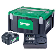 HiKOKI Multi Volt 1440W Battery & Rapid Charger Kit
