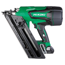 HiKOKI 18V Gasless 90mm Framing Nailer - 3Ah Kit