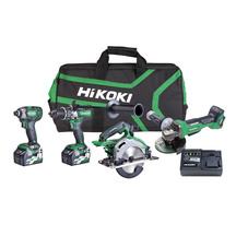 HiKOKI 36V Brushless Combo Kit