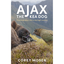 Ajax the Kea Dog - Corey Mosen