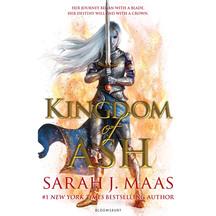 Throne of Glass #07: Kingdom of Ash - Sarah J. Maas
