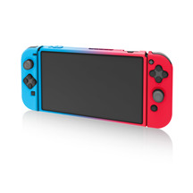 Nyko Thin Case (Red + Blue) for Nintendo Switch