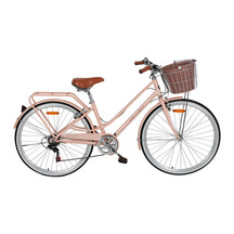 Torpedo7 Womens Classique Aluminium Bike