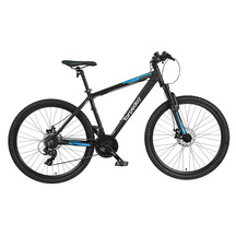 Torpedo7 Mens Vortex 2.0 MTB 27.5 - Black/Blue