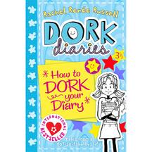 Dork Diaries #3.5 : How to Dork Your Diary - Rachel Renee...