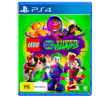 Lego DC Supervillains - PS4