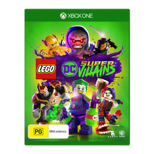 Lego DC Supervillains - Xbox One