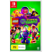 Lego DC Supervillains - Nintendo Switch