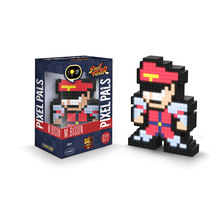 Pixel Pals - Street Fighter - M.BISON
