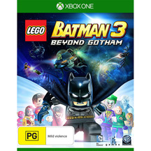 LEGO Batman 3 Beyond Gotham XBox1