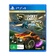 Rocket League Ultimate Edition - PS4