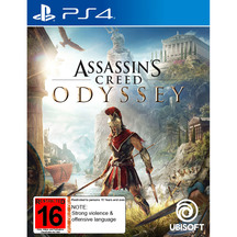 Assassin's Creed Odyssey - PS4