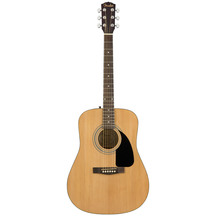 Fender Dreadnought Acoustic Guitar Pack