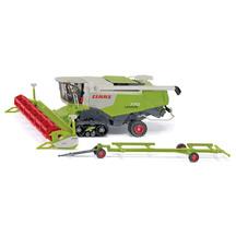 SIKU 1:32 CLAAS Lexion 770 Track Harvester