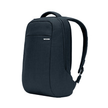 Incase ICON Slim Backpack With Woolenex - Heather Navy