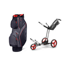 Sun Mountain Pathfinder Cart/Bag Combo