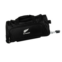 All Black 2 Wheel Cabin Duffle